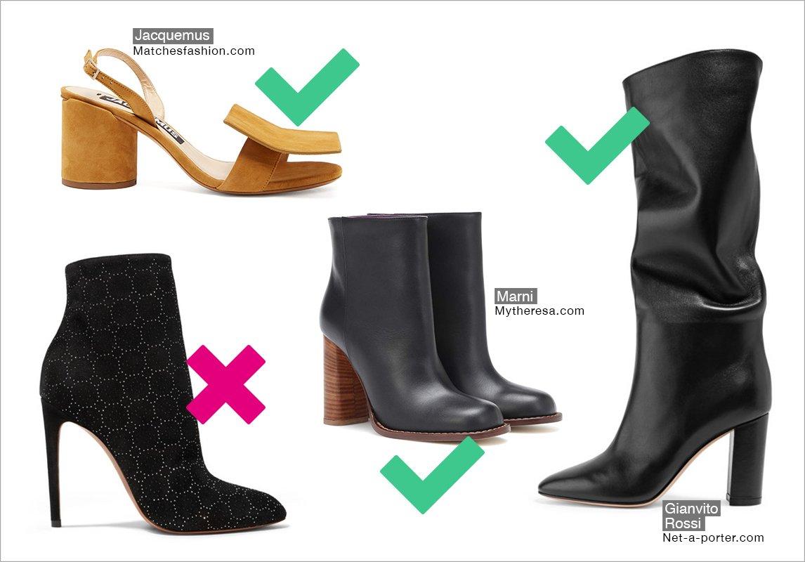 الكعب العالي الحذاء