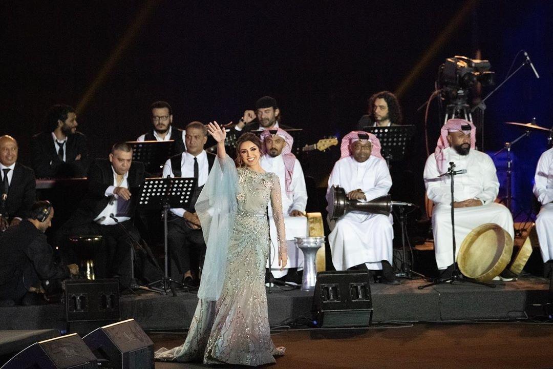 أنغام حفلات موسم الباحة السعودية