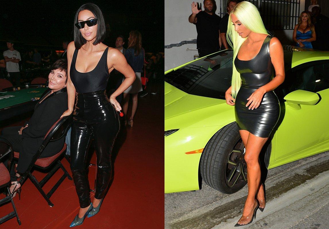 65f848a0b Kim Kardashian هي التي سلّطت الضوء على هذا الحذاء في أجدد إطلالاتها. سهل  الإعتماد، يليق بمختلف ملابسكِ من البزّة إلى سراويل الجينز والفساتين.